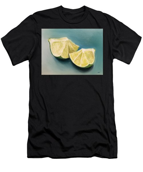Limes Men's T-Shirt (Athletic Fit)