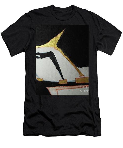 Linear-1 Men's T-Shirt (Athletic Fit)
