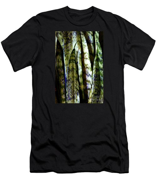 Men's T-Shirt (Athletic Fit) featuring the photograph Lines by Beauty For God