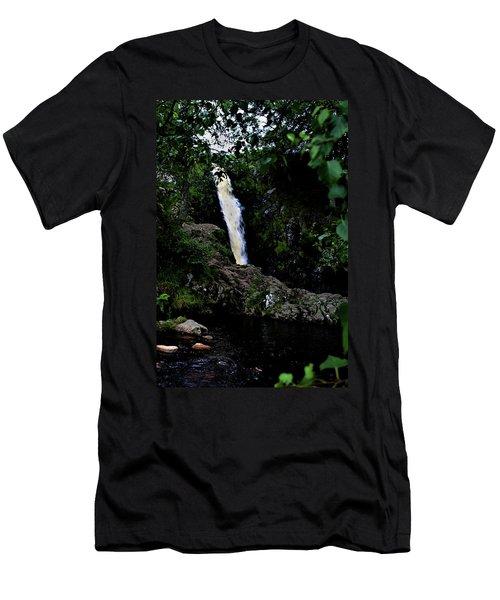 Linhope Spout Men's T-Shirt (Athletic Fit)