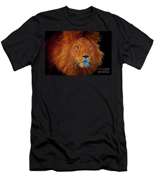Lion 16218 Men's T-Shirt (Athletic Fit)