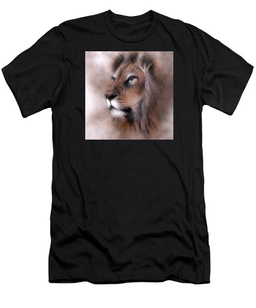 Lion King Men's T-Shirt (Athletic Fit)