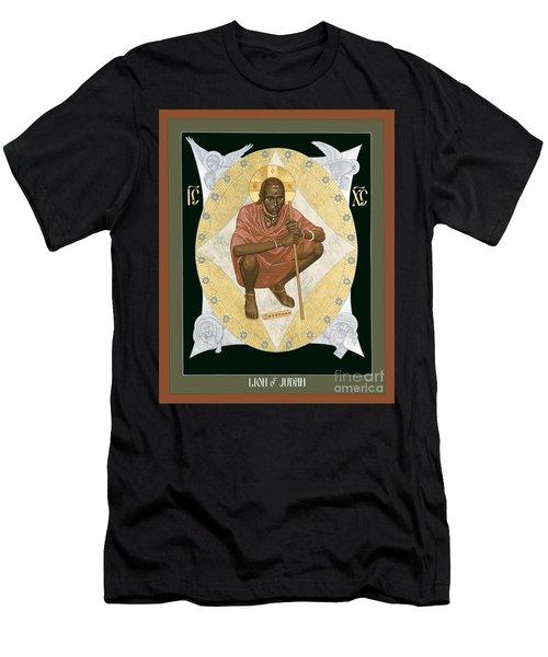 Lion Of Judah - Rlloj Men's T-Shirt (Athletic Fit)