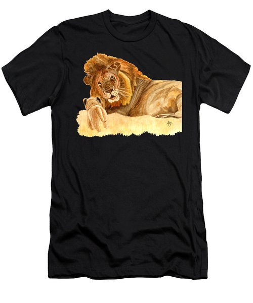 Lions Men's T-Shirt (Athletic Fit)