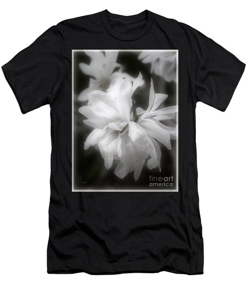 Men's T-Shirt (Slim Fit) featuring the photograph Lisa by Elaine Teague