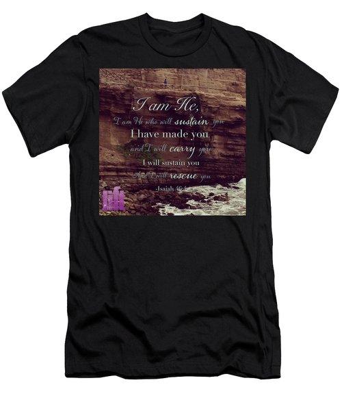 listen To Me, You Descendants Of Men's T-Shirt (Athletic Fit)
