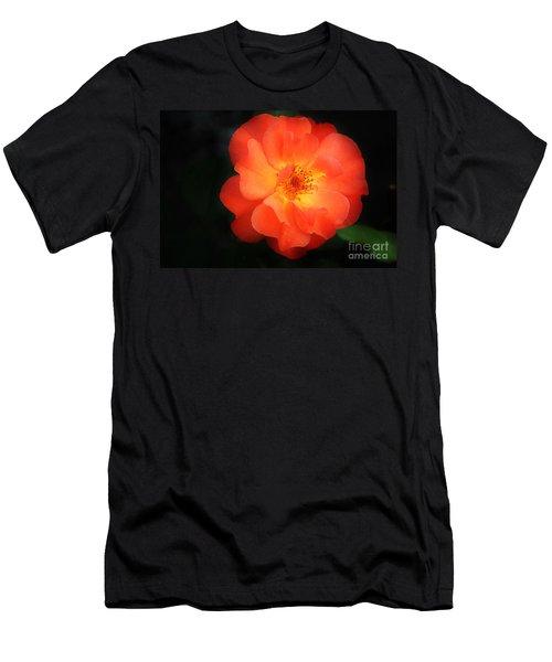 Lite Up Men's T-Shirt (Athletic Fit)