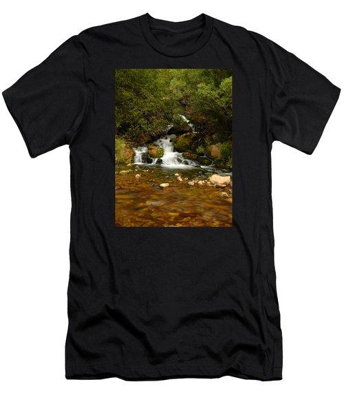 Little Big Creek Men's T-Shirt (Athletic Fit)