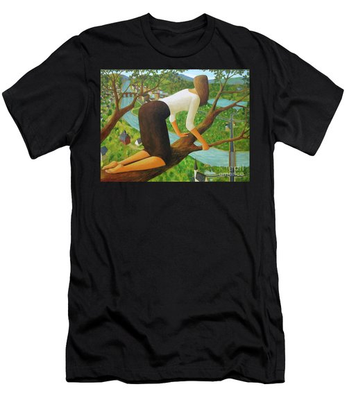 Little Bird Men's T-Shirt (Athletic Fit)