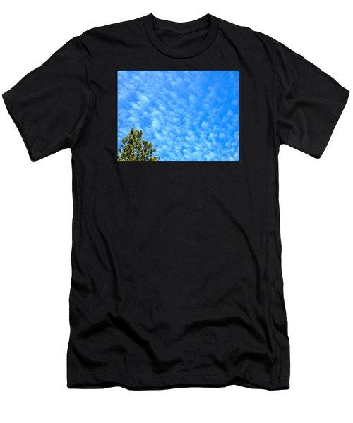 Little Clouds Men's T-Shirt (Athletic Fit)