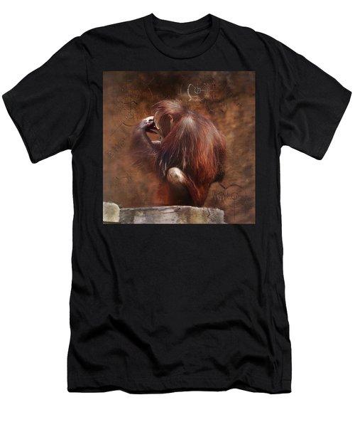 Little Einstein Men's T-Shirt (Athletic Fit)