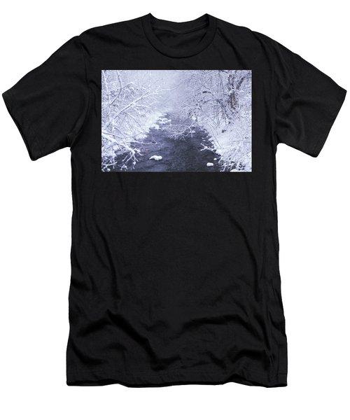 Little Esopus Creek Men's T-Shirt (Athletic Fit)
