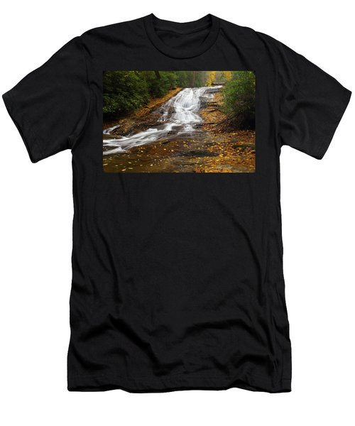 Little Fall Men's T-Shirt (Athletic Fit)