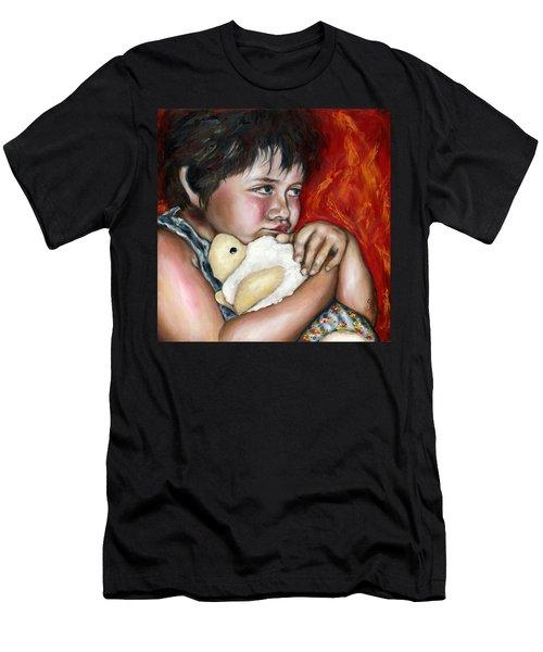 Little Fighter Men's T-Shirt (Athletic Fit)