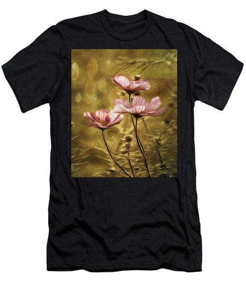 Little Flowers Men's T-Shirt (Athletic Fit)