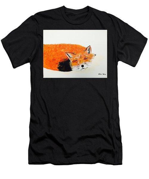 Little Fox Men's T-Shirt (Athletic Fit)