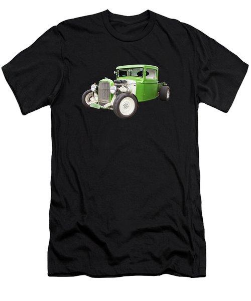 Little Green 32 Men's T-Shirt (Athletic Fit)