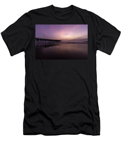 Little Island Sunrise Men's T-Shirt (Athletic Fit)