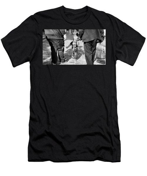 Little Man Men's T-Shirt (Athletic Fit)