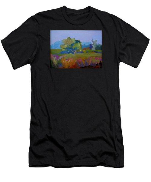 Little Miami Meadow Men's T-Shirt (Athletic Fit)