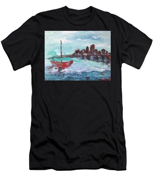 Coast Men's T-Shirt (Athletic Fit)