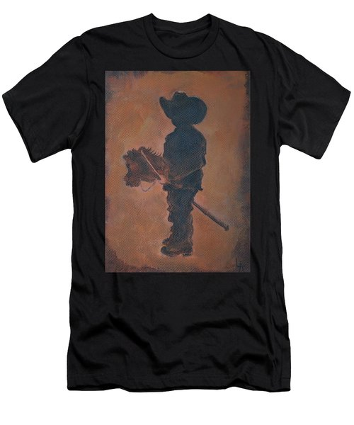 Little Rider Men's T-Shirt (Athletic Fit)