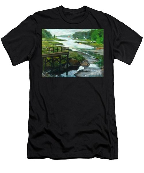 Little River Gloucester Study Men's T-Shirt (Athletic Fit)
