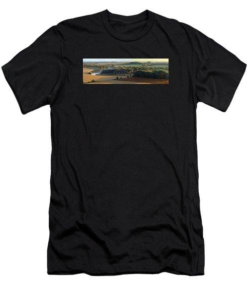 Little Sioux Autumn Sunrise Men's T-Shirt (Athletic Fit)