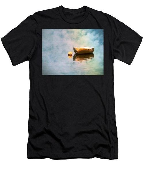 Little Yellow Boat Men's T-Shirt (Athletic Fit)
