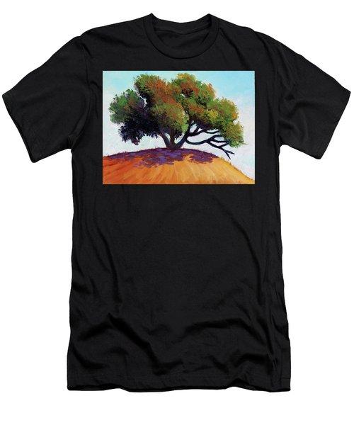 Live Oak Tree Men's T-Shirt (Athletic Fit)