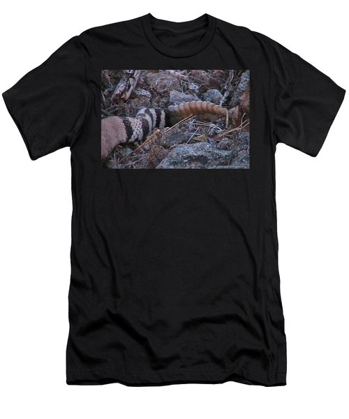 Live Rattles Men's T-Shirt (Athletic Fit)