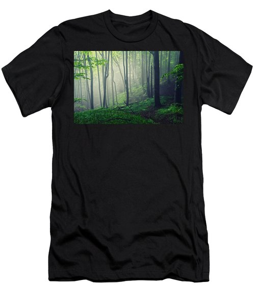 Living Forest Men's T-Shirt (Athletic Fit)
