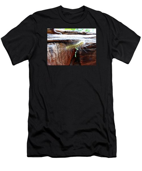 Living In The Moment Men's T-Shirt (Athletic Fit)