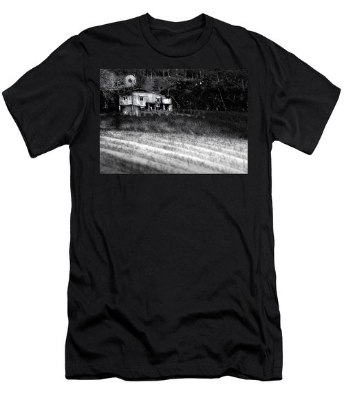 Living On The Land Men's T-Shirt (Athletic Fit)