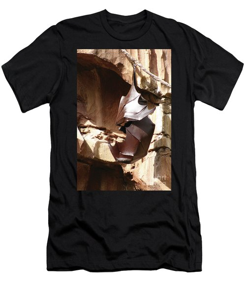 Living Sculpture Men's T-Shirt (Slim Fit) by Alycia Christine