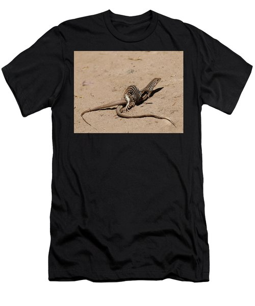 Lizard Love Men's T-Shirt (Athletic Fit)