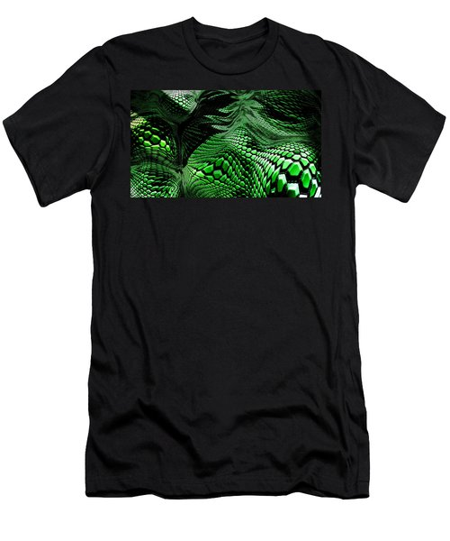 Dragon Skin Men's T-Shirt (Athletic Fit)