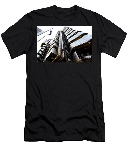 Lloyds Building London  Men's T-Shirt (Athletic Fit)