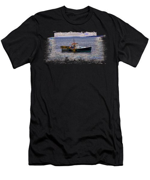 Lobstermen Men's T-Shirt (Athletic Fit)