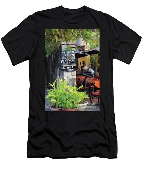 Local Beer Hoi An Paint  Men's T-Shirt (Athletic Fit)