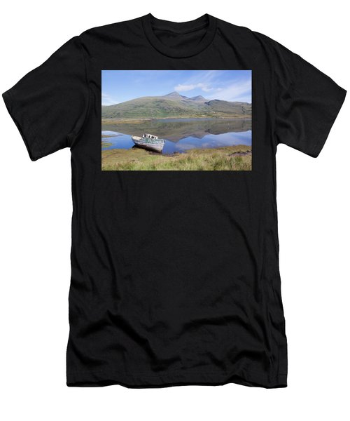 Loch Beg Reflections Men's T-Shirt (Athletic Fit)