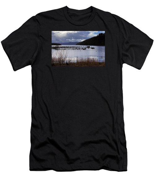 Men's T-Shirt (Slim Fit) featuring the photograph Loch Lomond by Jeremy Lavender Photography