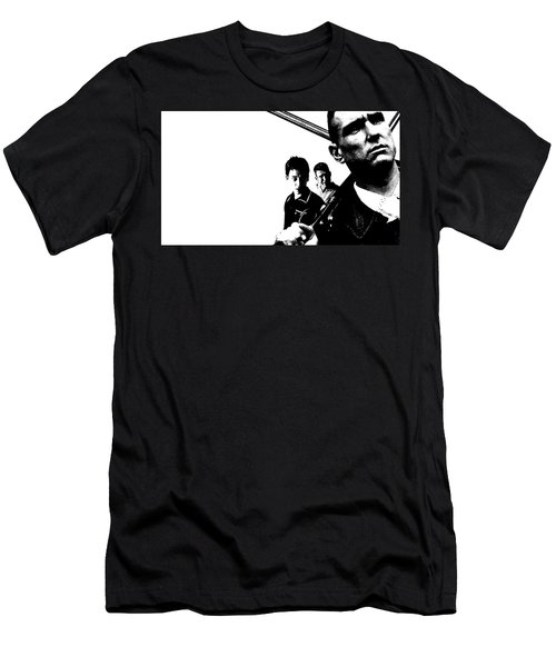 Lock, Stock And Two Smoking Barrels Men's T-Shirt (Athletic Fit)