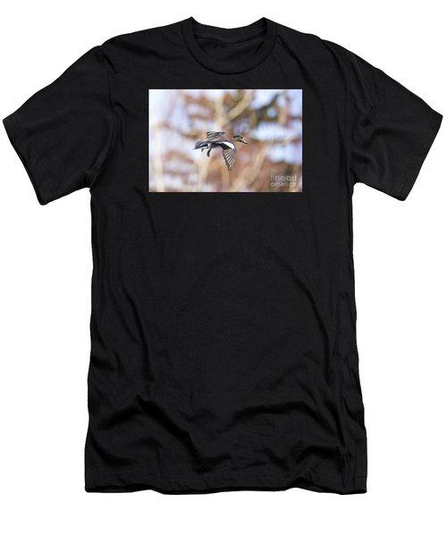 Locked Widgeon Men's T-Shirt (Athletic Fit)
