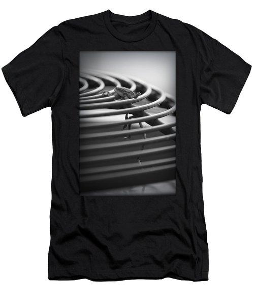 Lodged Men's T-Shirt (Athletic Fit)