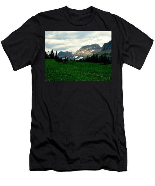 Logan's Pass Men's T-Shirt (Athletic Fit)