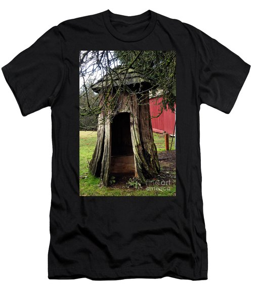 Loggers Outhouse Men's T-Shirt (Athletic Fit)