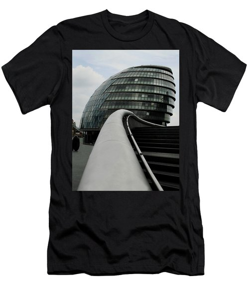 London City Hall Men's T-Shirt (Athletic Fit)