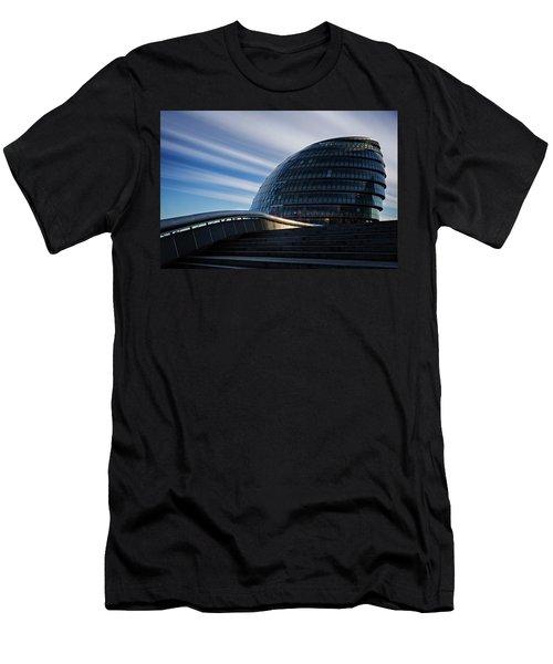 London City Hall Men's T-Shirt (Athletic Fit)