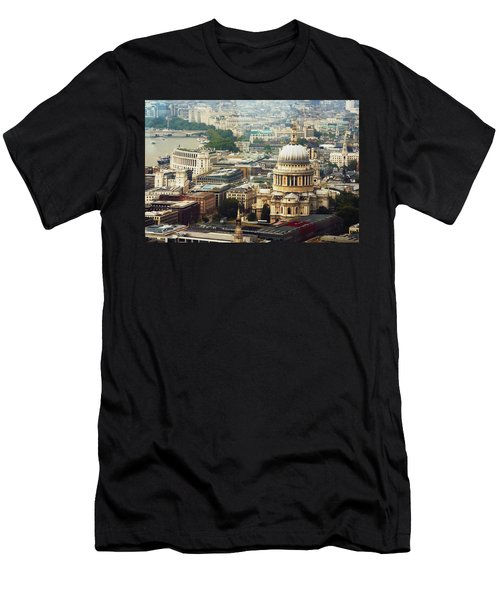 London Rooftops Men's T-Shirt (Athletic Fit)